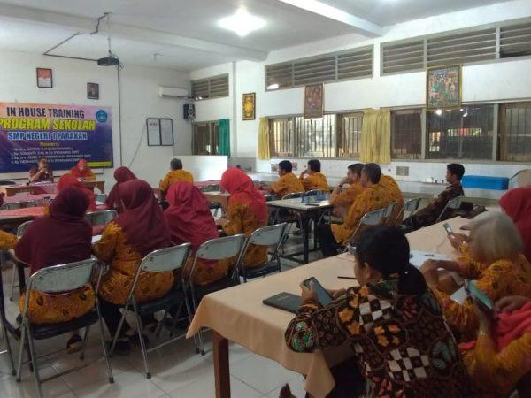 Rapat Koordinasi Persiapan Ujian Sekolah